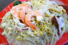 Sheng Seng Hokkien Mee #01-40 Pek Kio Hawker Center *wet hokkien mee, the noodles are soft and towards the soggy side*