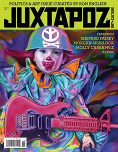Art & Photography Magazine Back Issues in English Molly Crabapple, Now Magazine, Magazine Covers, Robert Williams, Hip Hop Rap, Arts Ed, Digital Magazine, Art Photography, English
