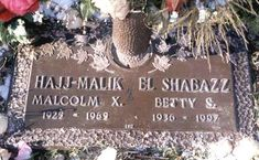 Betty Shabazz, Famous Black People, If Only You Knew, Black Planet, Famous Graves, Malcolm X, Freedom Fighters, Grave Memorials, Find A Grave