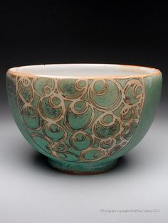 Julie Covington Serving Bowl at MudFire Gallery