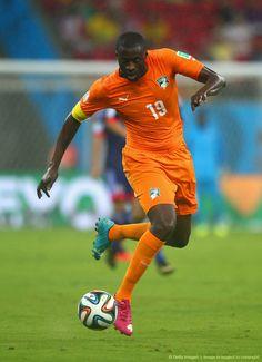 Yaya #Toure of the #Ivory Coast
