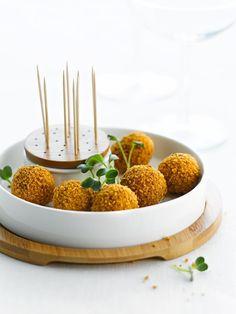 """Het lekkerste recept voor """"Praline van ganzenlever en peperkoek"""" vind je bij njam! Ontdek nu meer dan duizenden smakelijke njam!-recepten voor alledaags kookplezier!"""
