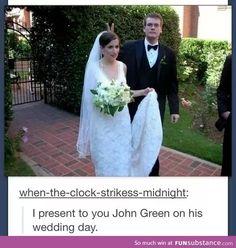 John Green everybody