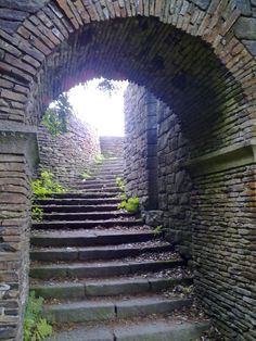 Enjoyable visit to the abandoned Lever Park, Rivington. Breif history: 'Lever Park on the east bank of the Lower Rivington reservoir is named after. Derelict Places, Derelict Buildings, Abandoned Places, Creepy Houses, Castle Ruins, Amazing Buildings, Stairway To Heaven, Architectural Elements, Stairways