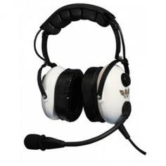 c4ac25295f2 Fallon Aviation - White Knight Premium Stereo Headset w/ Flex-Boom, $249.95  (. Fallon Pilot Shop