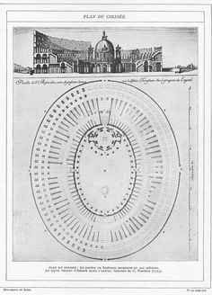 Colosseum: Plan | Flickr - Photo Sharing!