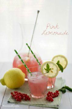 Manzana&Canela : Pink Lemonade (Limonada rosa)