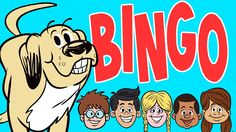 BINGO is a fun nursery rhyme, action song for children. It's great for brain breaks, indoor recess, morning meeting, group activities and circle time. This video teaches listening skills and following directions. This children's action song is perfect for  preschool, kindergarten and lower elementary age kids.  Children will adore this delightfully animated version!