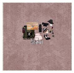 """Sugar Plum Dream"" by lorelei-simpson on Polyvore featuring Ballet Beautiful, American Apparel, Lancôme, Illesteva, Merona, women's clothing, women, female, woman and misses"