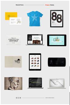 Eduardo Nunes — Cross Media Designer