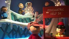 PHOTOS: Macy's Adorable Peanuts-Themed Holiday Window Display in Philadelphia