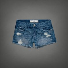 Womens A Mid Rise Shorts   Womens Shorts   Abercrombie.com