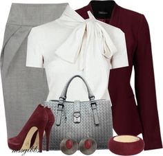 """Job Interview"" by mssgibbs ❤ liked on Polyvore"