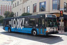 VIA Bus San Antonio,Tx.