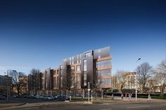 Student accommodation drawing design rationale from existing buildings around the site The site was formerly occupied by the Cardiff Metropolitan University's School of Art and Design until it relocated its …