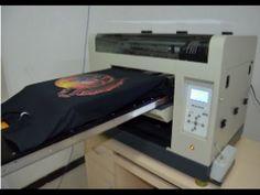STart your own T-shirt Business !!!! A3 DTG 1800 Best T-shirt Printer - Oprintjet