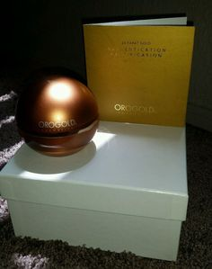Oro Gold 24k Bionic Complex Thermal Mask ($298 full size) #OroGold