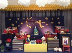 Criancices Festas e Eventos | Decoração Festas Infantis Recife | Pequeno Príncipe Felipe