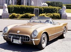 1953 C1 Corvette Maintenance/restoration of old/vintage vehicles: the material for new cogs/casters/gears/pads could be cast polyamide which I (Cast polyamide) can produce. My contact: tatjana.alic14@gmail.com