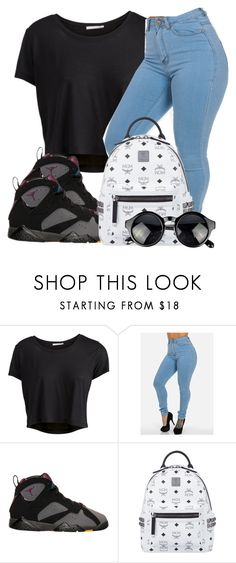 """""""This is an old draft"""" by scjos739 ❤ liked on Polyvore featuring Pieces, BP. and MCM"""