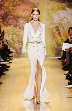 {this is glamorous} : adventures in love, design, fashion, home decor, food and travel: {fashion inspiration   runway: zuhair murad spring 2014 couture}