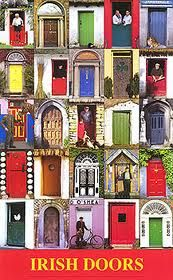 The colorful doors of Ireland!