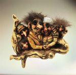 Familie 24 cm Figurine