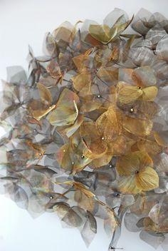 Металлические бабочки - Все интересное в искусстве и не только.