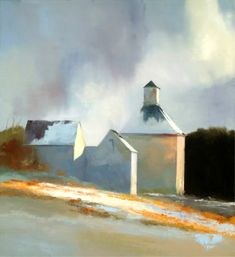An artist for over 40 years, Paul Stone is known for his vibrant depictions of the Vermont landscape. An oil painter, his works are studies in color and texture Abstract Landscape Painting, Landscape Art, Landscape Paintings, Stone Art, Urban Art, Art Oil, Painting Inspiration, Photo Art, Watercolor Paintings