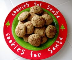 Hope For Healing: Eggnog Cookies (gluten-free, vegan)