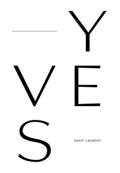 Real is ongoing personal type design project, started from an idea how would typeface specially designed for Yves Saint Laurent look like. By Sandro Dujmenovic.