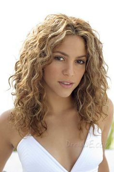 New hairstyles with curly shoulder length hair 2015