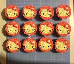 Cupcakes Hello Kity