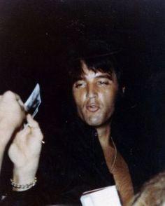 Elvis International Hotel August 1969