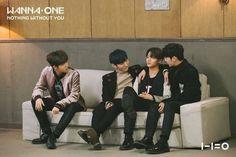 """ Wanna One Beautiful Performance MV behind the scenes cut "" Jaehwan Wanna One, Nothing Without You, Guan Lin, Lee Daehwi, I Promise You, My Destiny, Kim Jaehwan, Ha Sungwoon, Ji Sung"