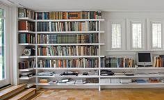 bibliotheek in' Vonder-wit', op maat gemaakt