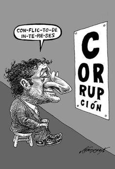 #impunidad #corrupción  #ConflictoDeInterés