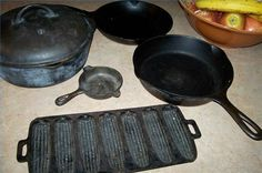How to Identify Cast Iron Cookware Marks