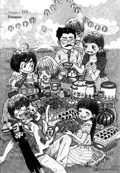 3 Gatsu no Lion 104 - Page 1 - food porn!