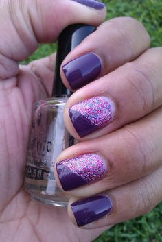 Fairly Charming: Playing With Purple