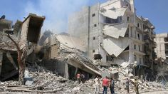 Syrien-Krieg: USA und Russland haben Plan für Waffenruhe