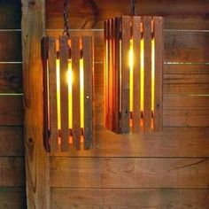 Bonitas lámparas!!