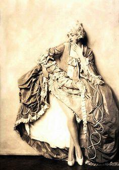Beth Beri, a 1920s Vaudeville dancer