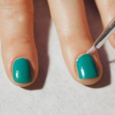 Learn the basics for mastering the art of doing your nails.
