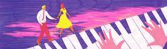 Lalaland's Illustration for 1977 Magazine. #sofiasita #picture #art #artsy #creative #illustration #digitalartist #digitalart #artist #digitalpainting #artoftheday #illustrator #creativity #art_we_inspire #idea #youth #cinema #film #FanArtLaLaLand #LaLaLand #FanArt #mania #lalalandfanart #RyanGosling #EmmaStone