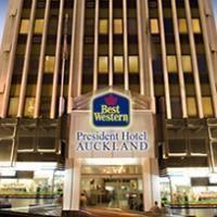 New President Hotel, Auckland, New Zealand President Hotel, New President, New Zealand Hotels, Best Western, Auckland, Presidents, City