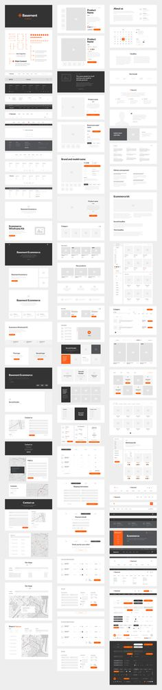 Basement - Ecommerce by Great SImple - Hello Many