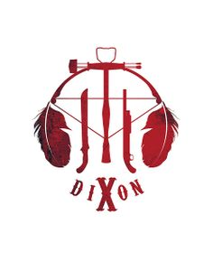 Daryl Dixon for all the Dixon fans a great tattoo idea