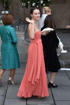 La modelo Michelle Hunziker pasa por el altar tres meses después que su exmarido, Eros Ramazzotti - Foto 4