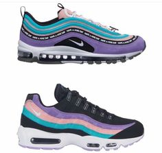 new arrival ca2e5 8a4f2 Air Max 97, Nike Air Max, Womens Fashion Sneakers, Kicks, Trainers,
